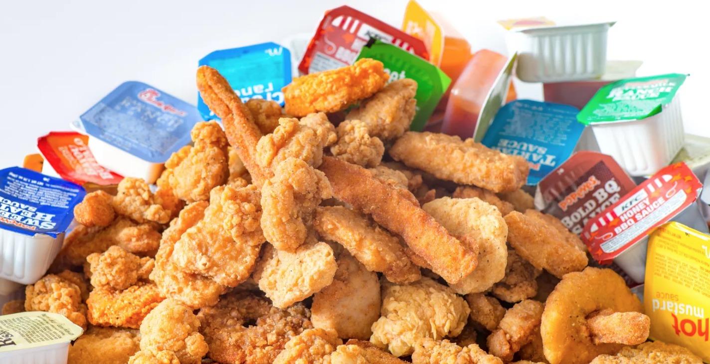 美国各大快餐店鸡块排行榜