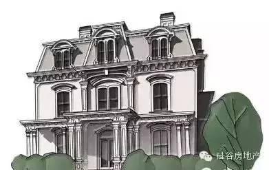 【装修】多图解析美式独立房建筑类型图片