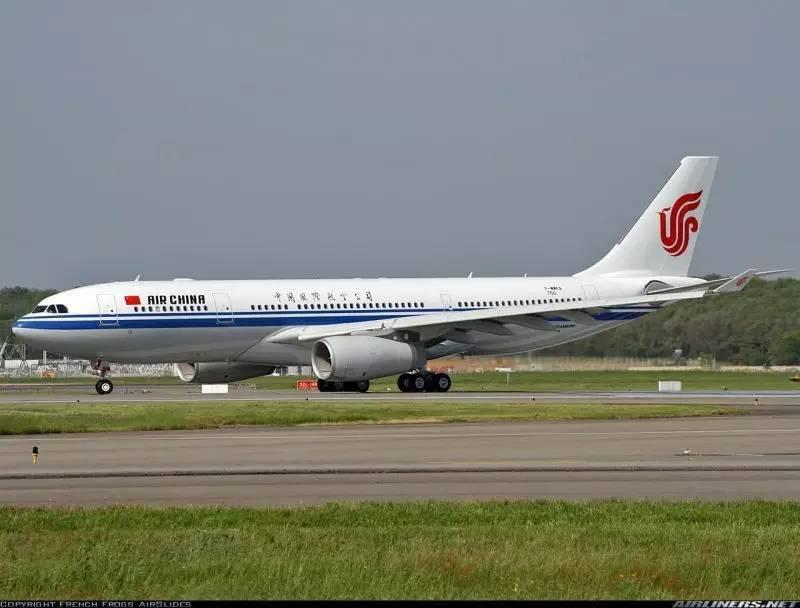 国航圣荷西-上海直飞航线将开通02首航日期6