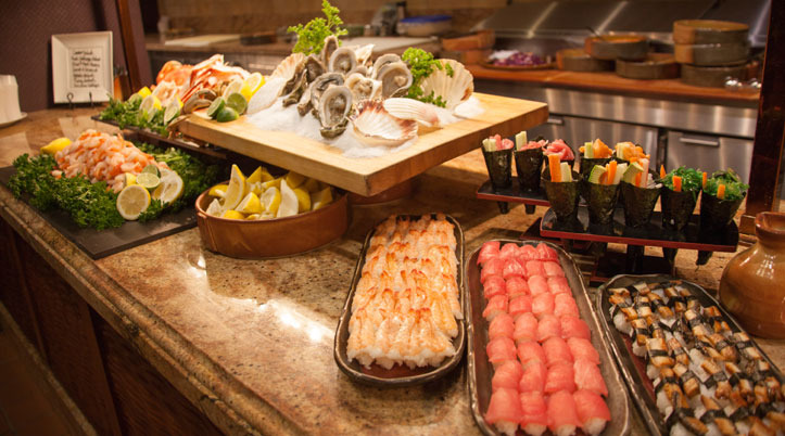 Thunder valley casino buffet breakfast ideas australia for Fish market restaurant nyc